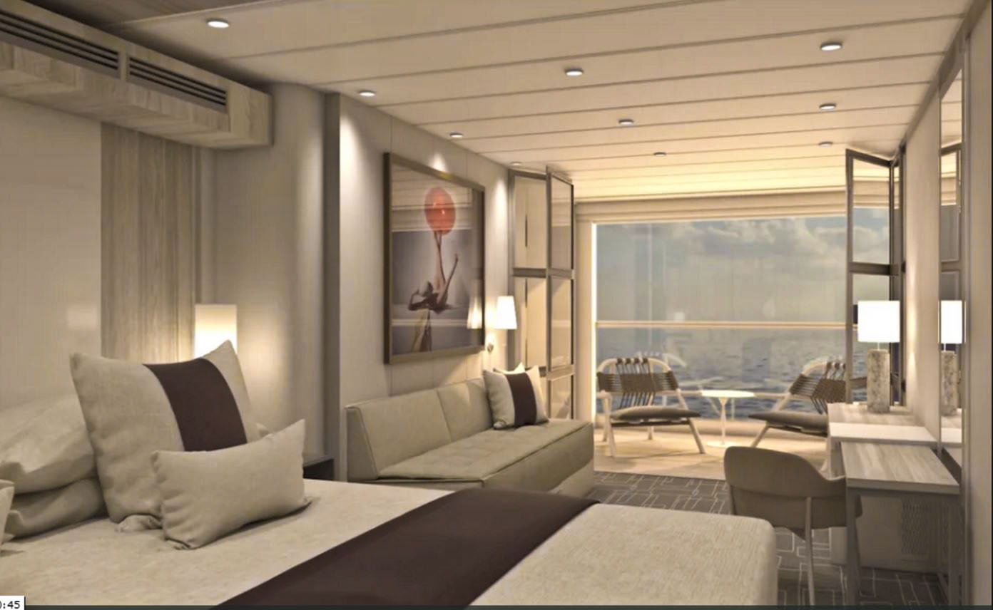 Celebrity Reveals Its Cutting Edge New Ship Featuring A