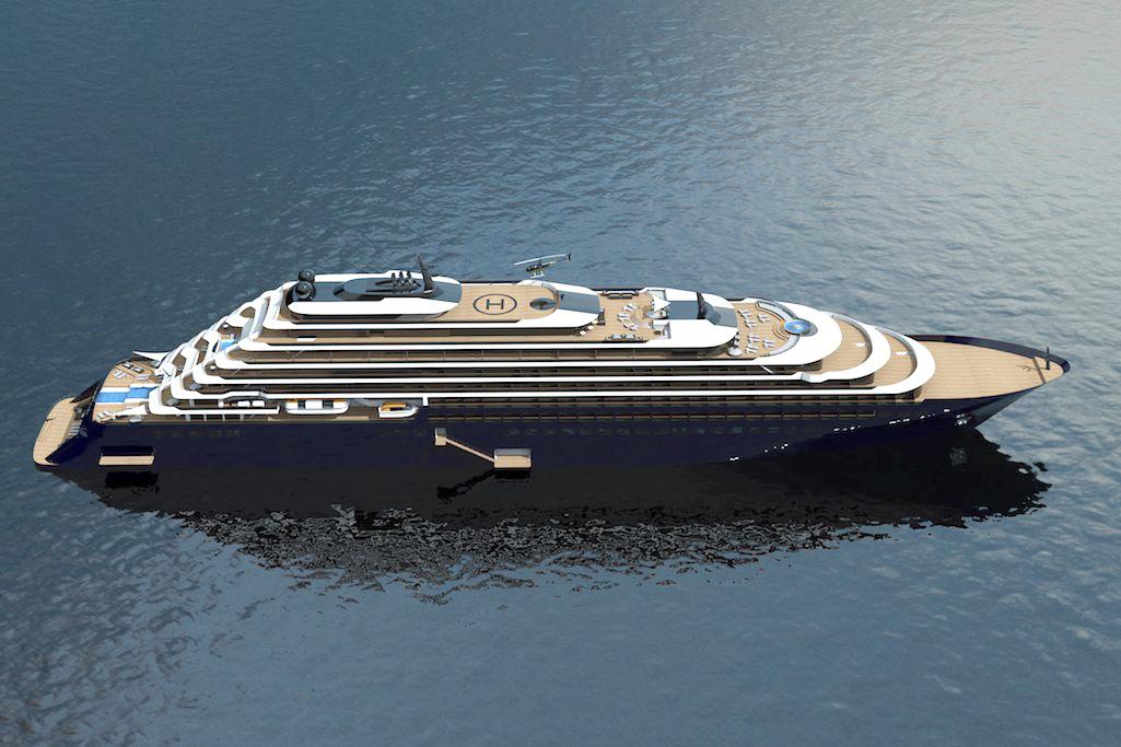 Ritz-Carlton cruise ship